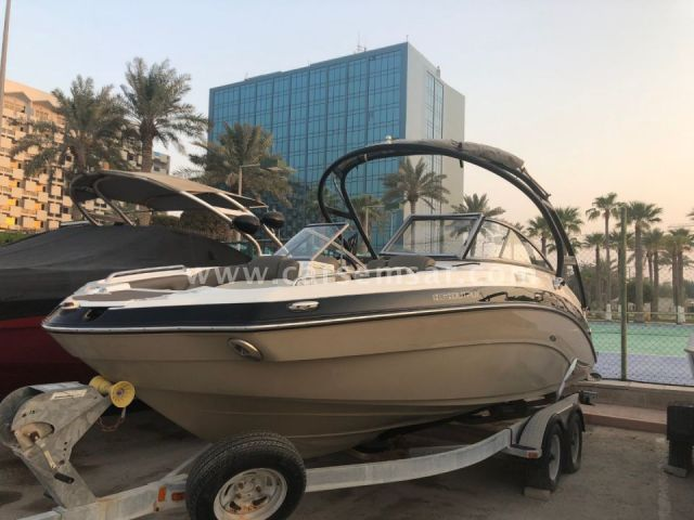 Jet Boat Yamaha 242 S  for sale