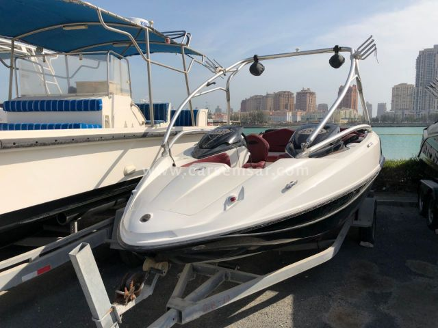 SEADOO Speedster 200 Wake w/ TRAILER, NEW COVER, DRY DOCK-RITZ CARLTON MARINA UNTIL MAY 2019