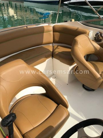 2012 Rinker Captiva 228 BR, Power speedboat.