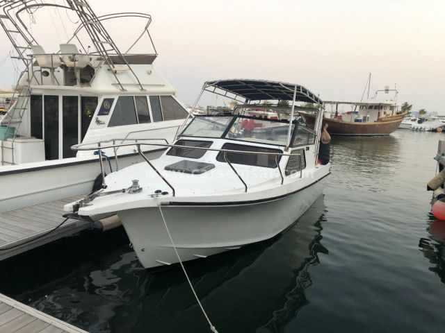 28ft Cabin Cruiser for sale