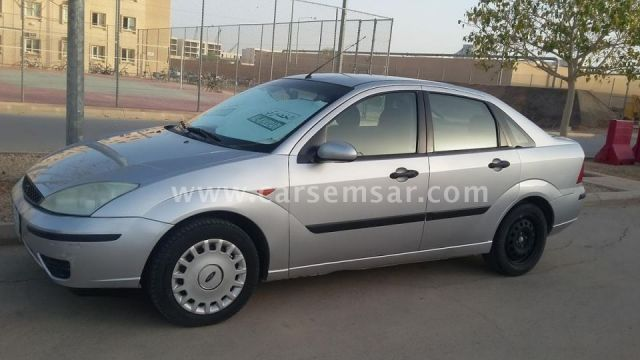 2003 Ford Focus 1.8