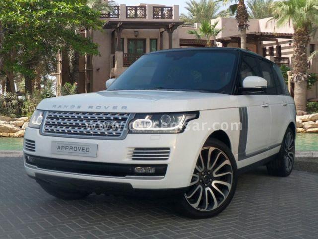 2014 Land Rover Range Rover  Vogue Autobiograhpy