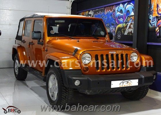 2011 Jeep Wrangler 3.8 Unlimited