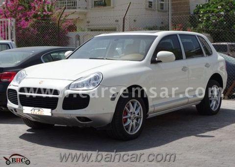2006 Porsche Cayenne 3.6