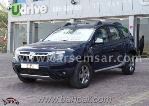 2014 Renault Duster 1.6