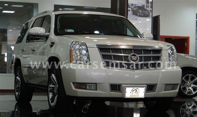 2013 Cadillac Escalade Platinum For Sale In Qatar New And Used
