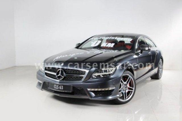 2014 Mercedes-Benz CLS-Class CLS 63 AMG