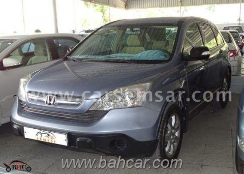 2007 Honda CR-V 2.4