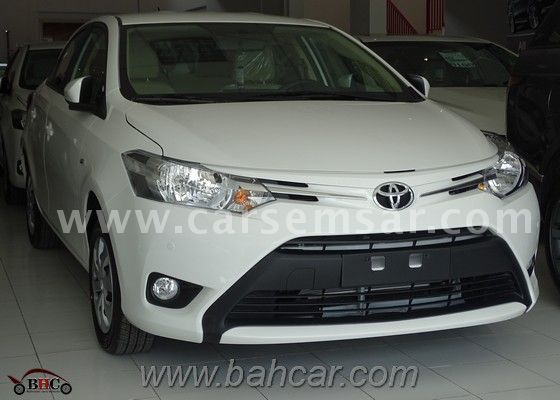 2017 Toyota Yaris 1.5 Sedan