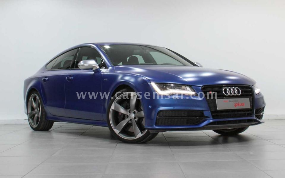 2015 audi s7 4 0 for sale in bahrain new and used cars for sale in bahrain. Black Bedroom Furniture Sets. Home Design Ideas