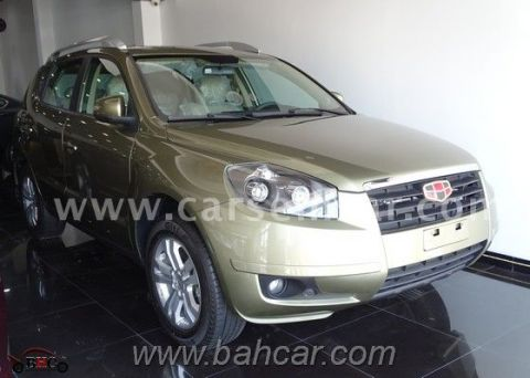 2016 Geely Geely Emgrand
