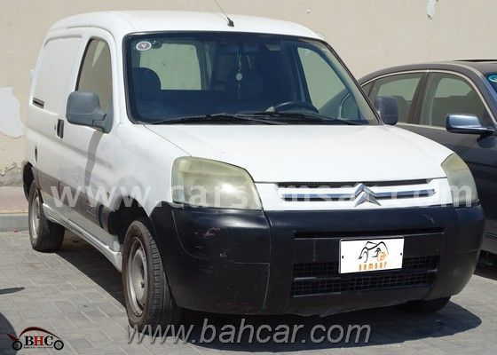 2007 Citroen Berlingo 1.4i
