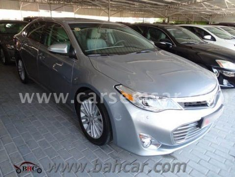 2015 Toyota Avalon Limited