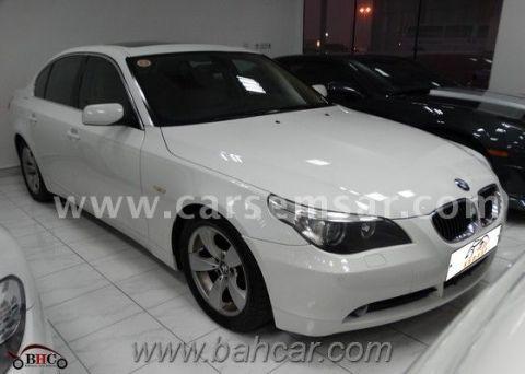 2007 BMW 5-Series 523i