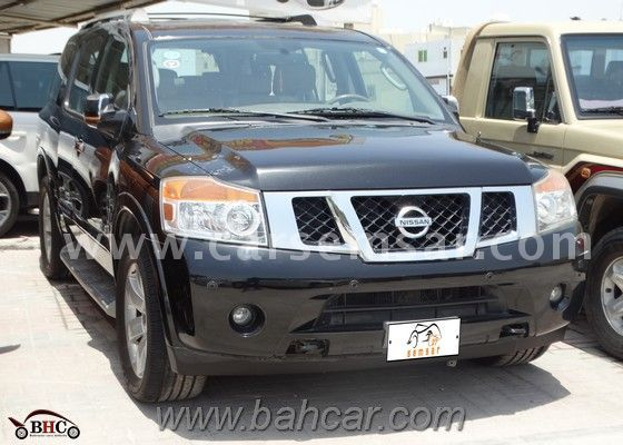 2010 nissan armada le for sale in bahrain new and used cars for sale in bahrain. Black Bedroom Furniture Sets. Home Design Ideas