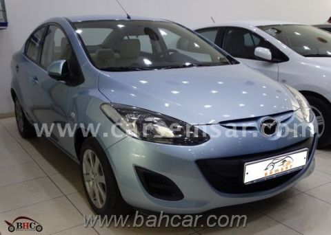 2014 Mazda 2 1.5 MZR