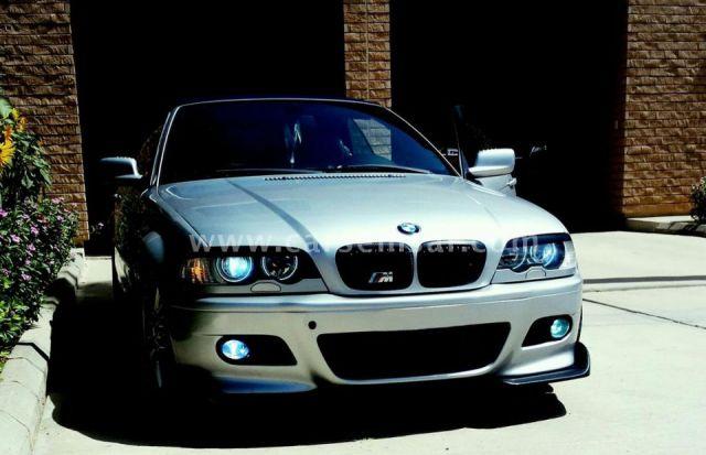 2003 BMW 3-series 330 Ci