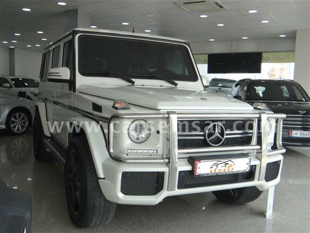 2013 Mercedes Benz G Class G 65 Amg For Sale In Qatar New And Used