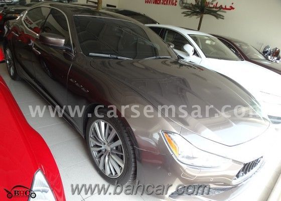 2014 Maserati Ghibli S