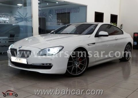 2012 BMW 6-Series 650i Cabriolet