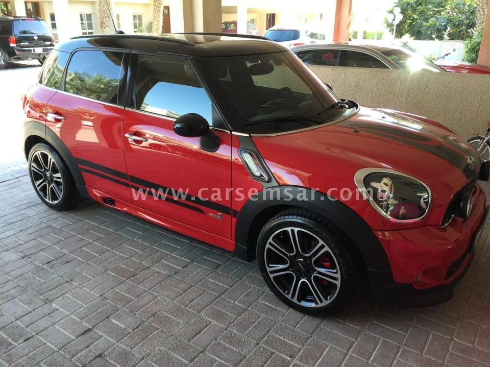 2014 mini cooper countryman for sale in qatar new and used cars for sale in qatar. Black Bedroom Furniture Sets. Home Design Ideas