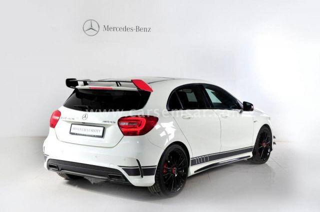 2014 Mercedes-Benz A-Class A 45