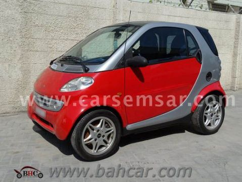 2000 Smart ForTwo Coupe