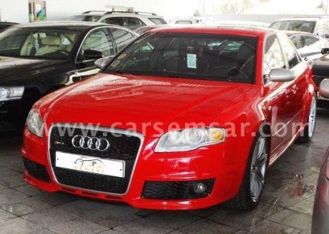 2007 Audi RS4 Quattroual