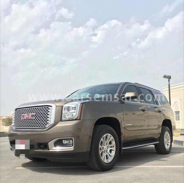 Yukon 2016 Inside: 2016 GMC Yukon For Sale In Bahrain