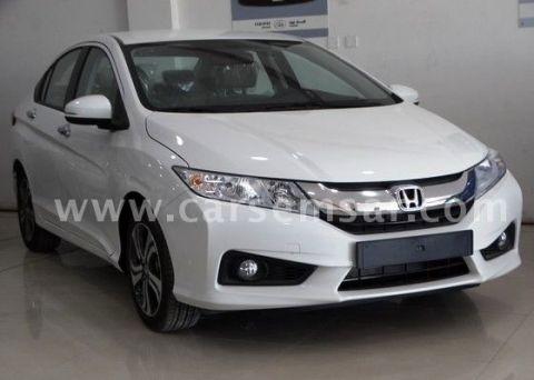 2016 Honda City 1.4