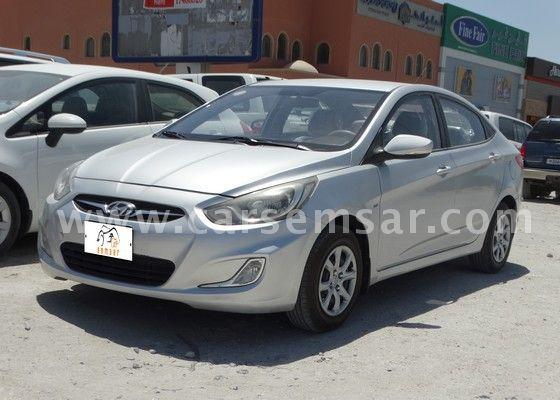 2012 Hyundai Accent 1.6