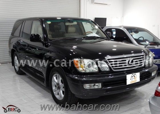 2006 lexus lx 470 for sale in bahrain new and used cars for sale in bahrain. Black Bedroom Furniture Sets. Home Design Ideas