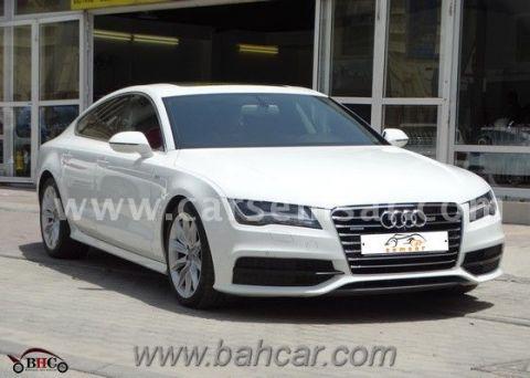 2013 أودي A7 Audi 2.8