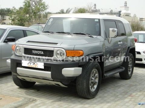2012 Toyota FJ Cruiser 4x4