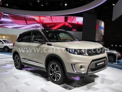 2019 Suzuki Vitara GLX 2wd