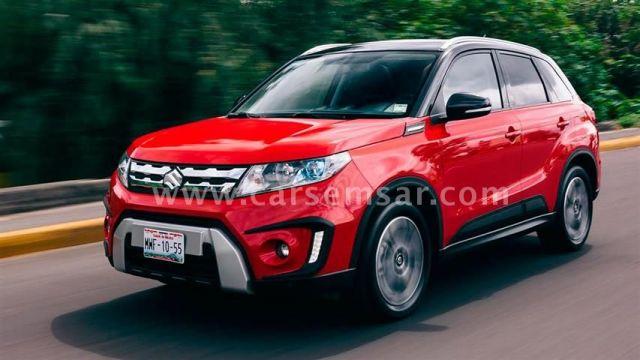 2020 سوزوكي فيتارا 4WD