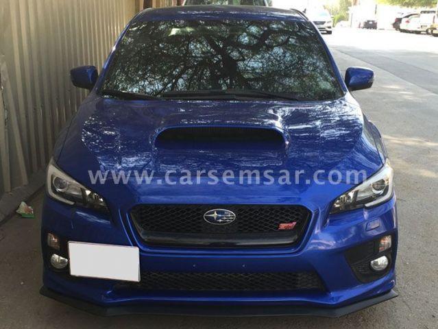 2015 Subaru Impreza 2.5 STi WRX