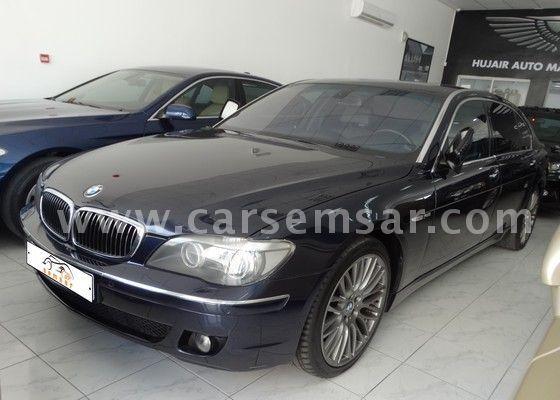 2007 BMW 7-Series 760 Li