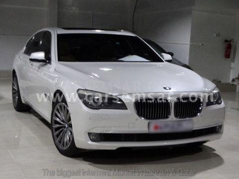 2010 BMW 7-Series 750 Li