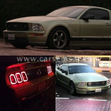 2006 Ford Mustang GT for sale in Kuwait - New and used cars