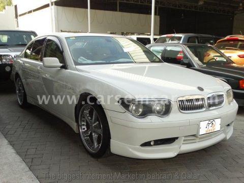 2003 BMW 7-Series 735
