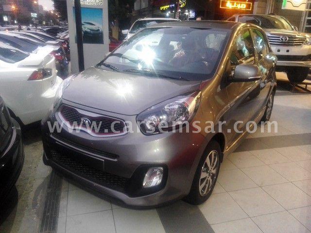 2015 Kia Picanto 1.1