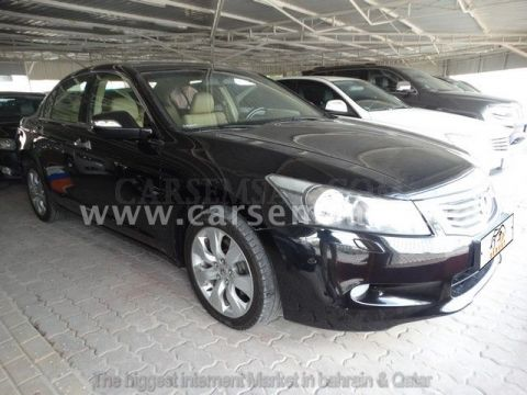 2009 Honda Accord 3.5 EX