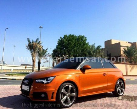 2014 Audi A1 1.4 TFSI