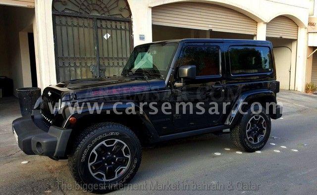 2014 Jeep Wrangler 3.8 Unlimited Rubicon