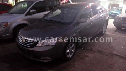 2015 Geely Geely Emgrand