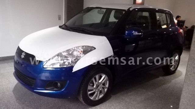 2015 Suzuki Swift Dzire GL