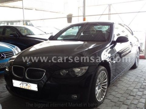2008 BMW 3-Series 325i Coupe