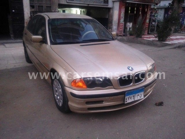 2000 BMW 3-Series 318i