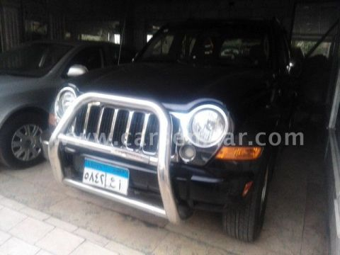 2006 Jeep Cherokee Sport 3.7